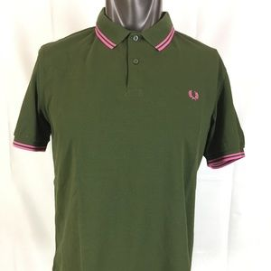 Fred Perry polo shirt for men XL